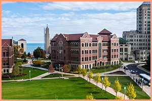 LOYOLA UNIVERSITY, CHICAGO