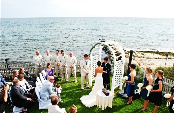 Casual oceanfront/beachfront family resort for your special event weekend. They have several options to accommodate your wedding party and guests, including house rentals.