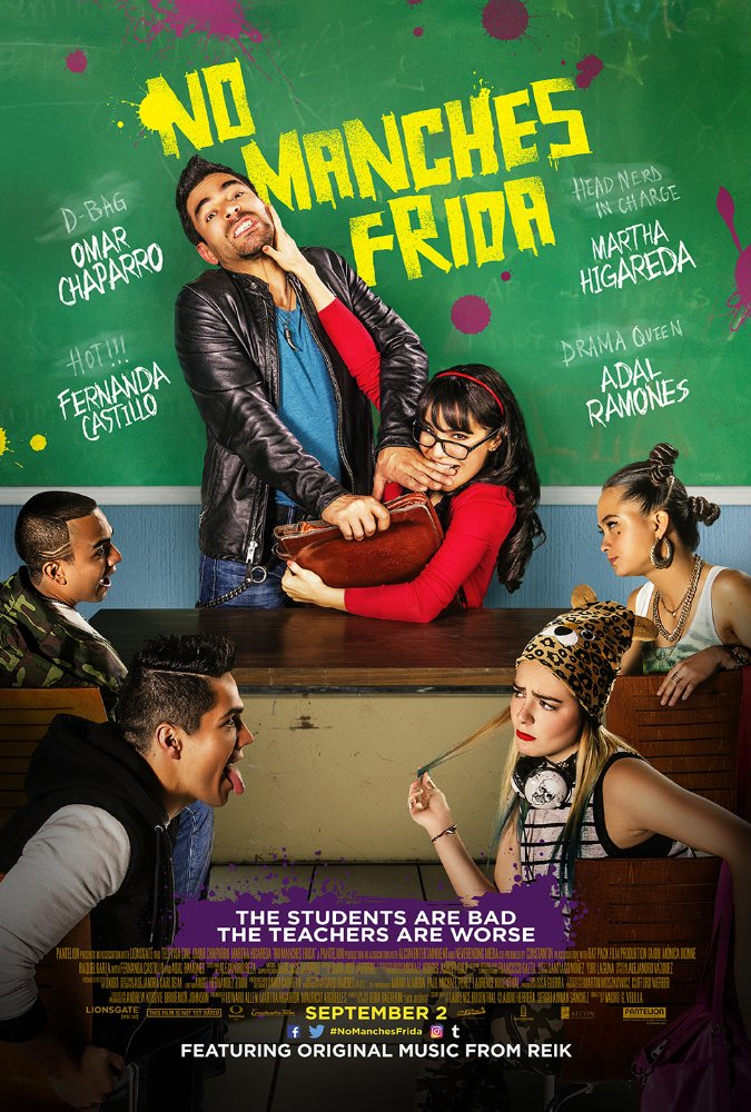 No Manches Frida (2016)