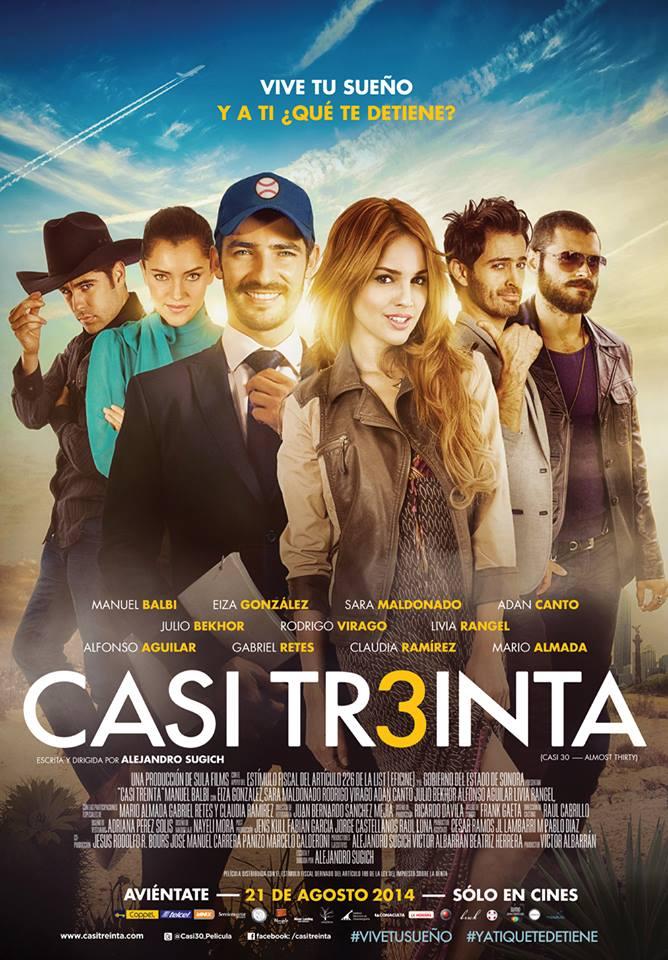 Casi Treinta (2014)