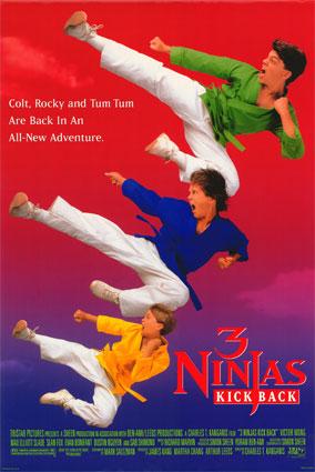 3 Ninjas Kick Back (1994)