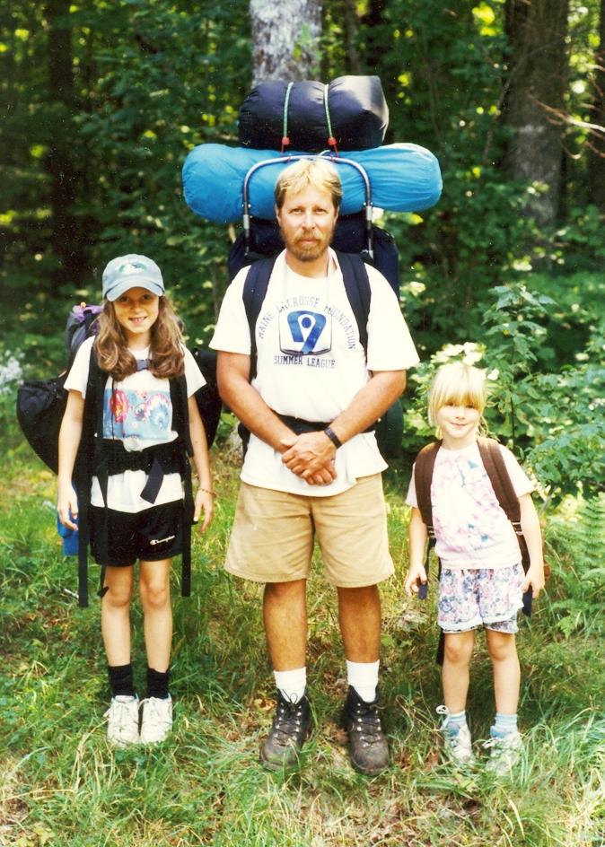 Backpackers Lindsay, Bob & Sara Leone