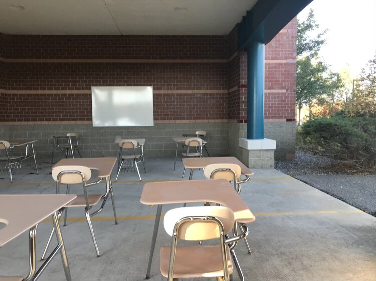 Outdoor spaces are assets for school's COVID-19 response — Teens To Trails