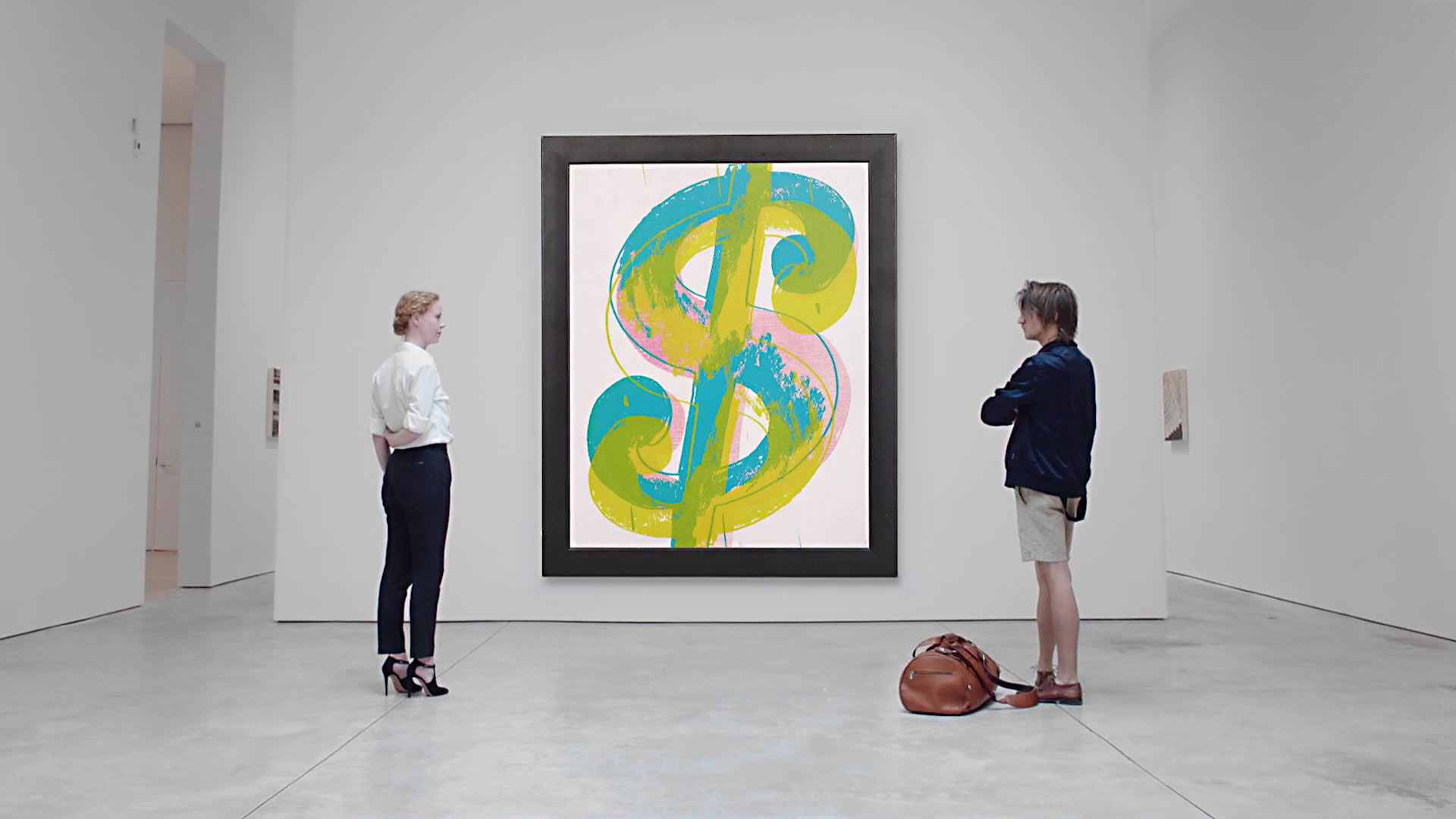 The Art Market (In Four Parts)