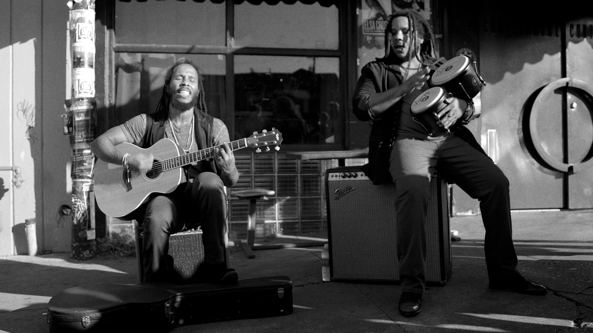 Ziggy & Stephen Marley