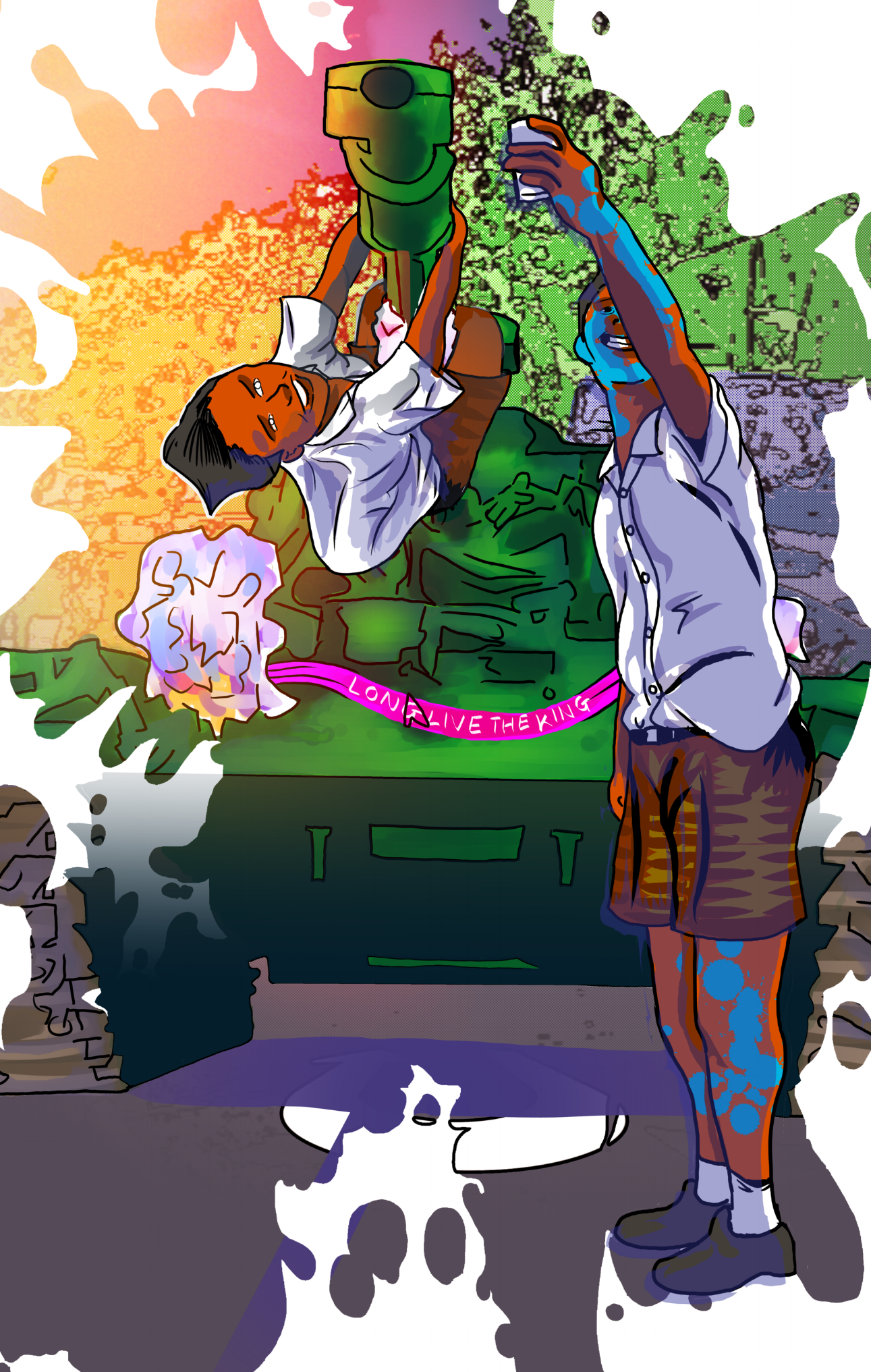 War Part 1 Issue 3 full color cover no title.png