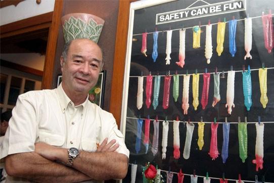 Mechai Viravaidya aka Mr Condom