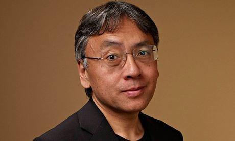 Nobel Prize Winner Kazuo Ishiguro