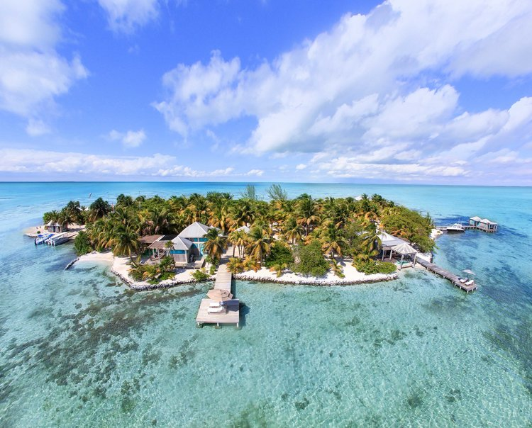 Southwest Airlines #WannaGetAway Island