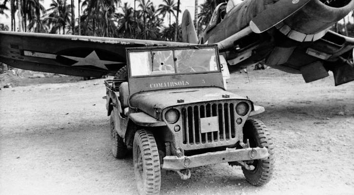Jeep Old Faithful