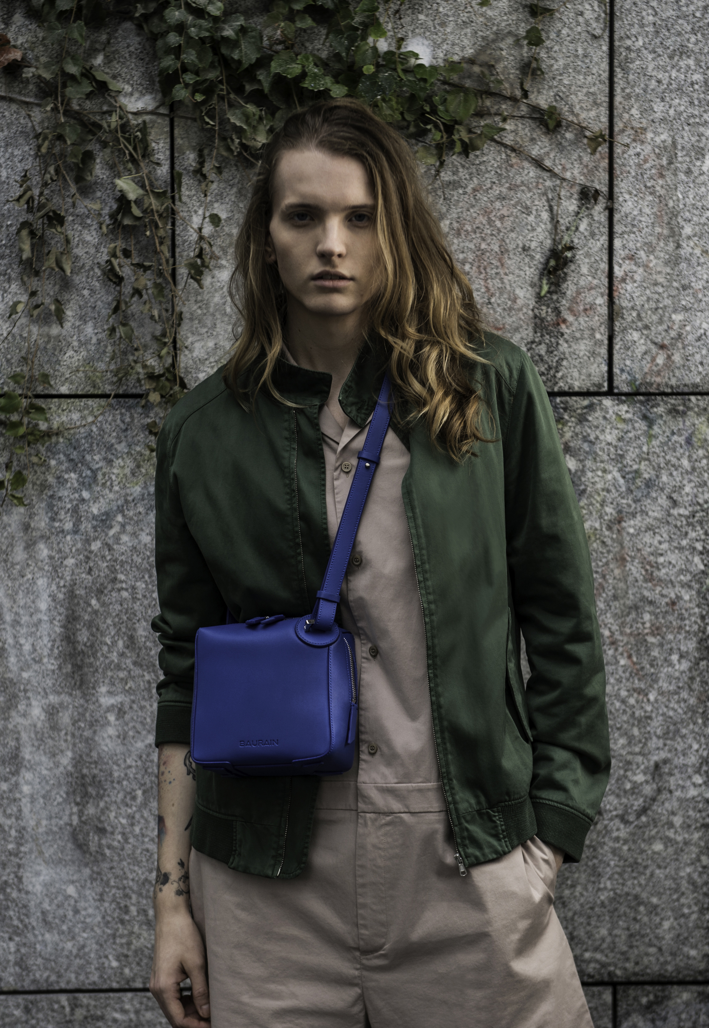 BAURAIN SS18 one crossbody bag