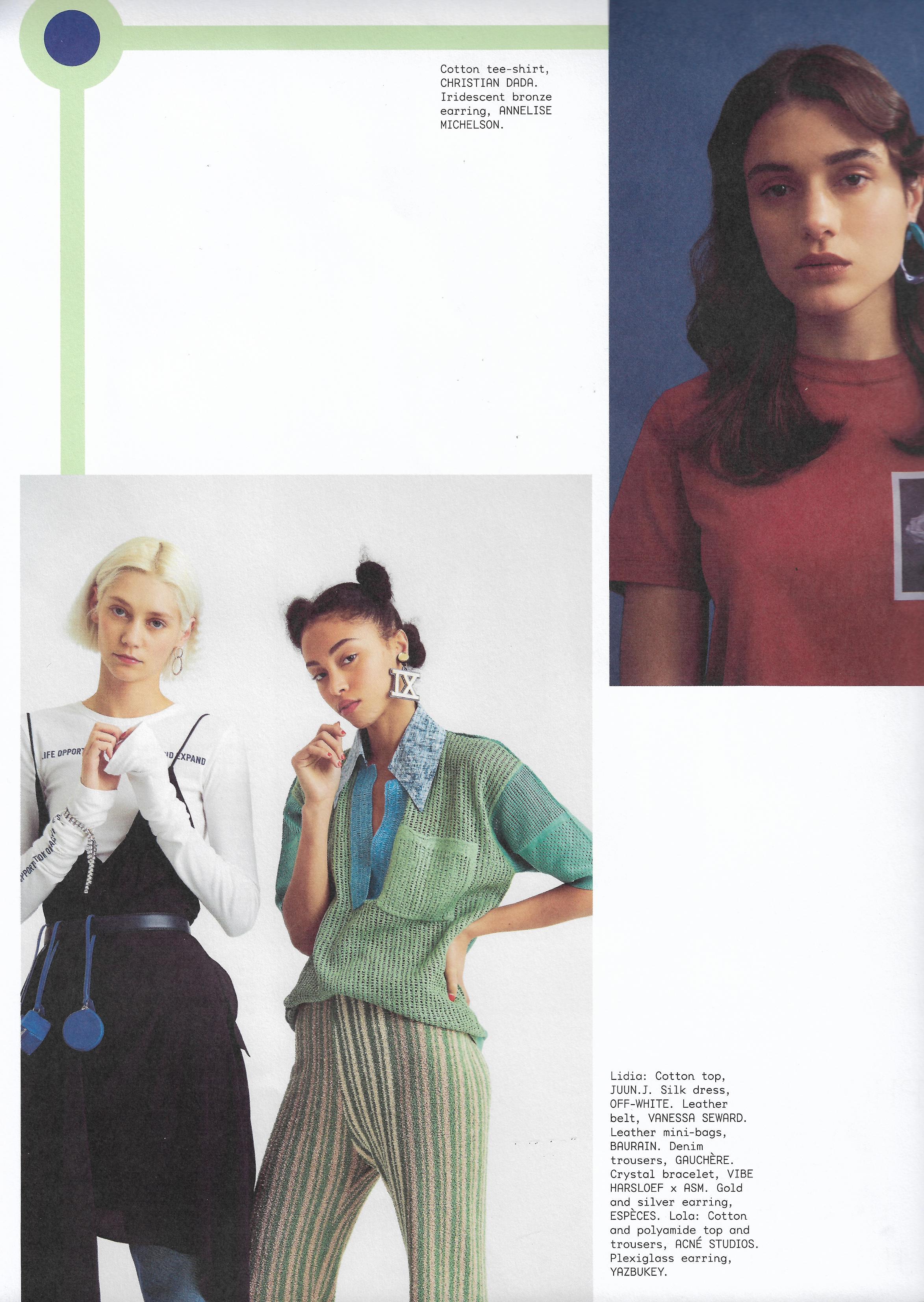 BAURAIN - Yes Please! Magazine March 2018