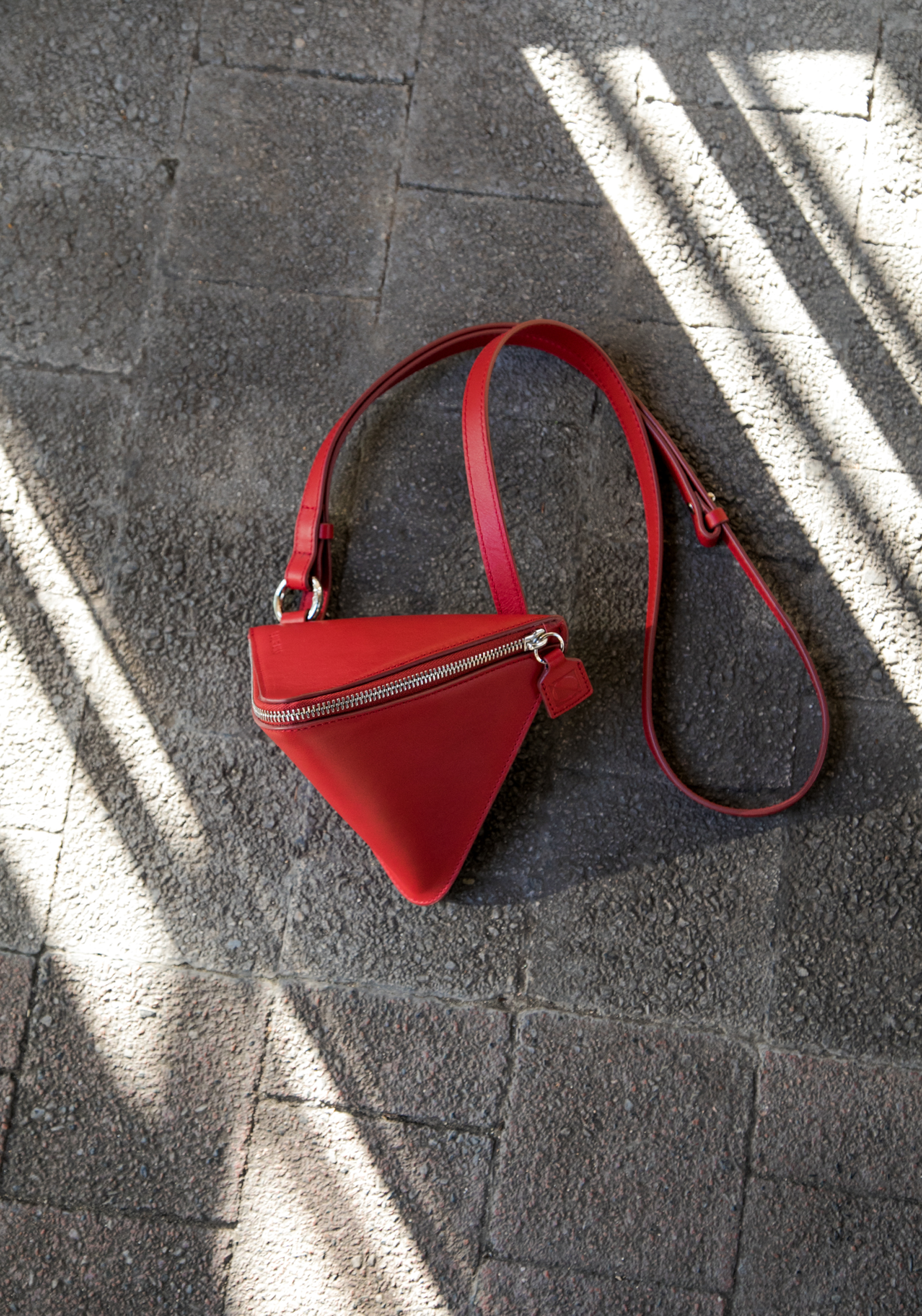 BAURAIN FW18 pythagore crossbody bag