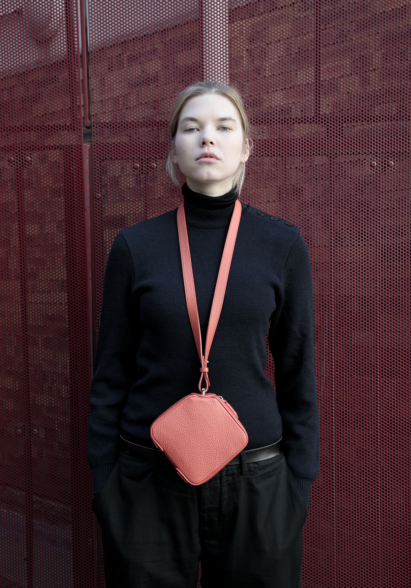 BAURAIN FW18 one clutch mini bag
