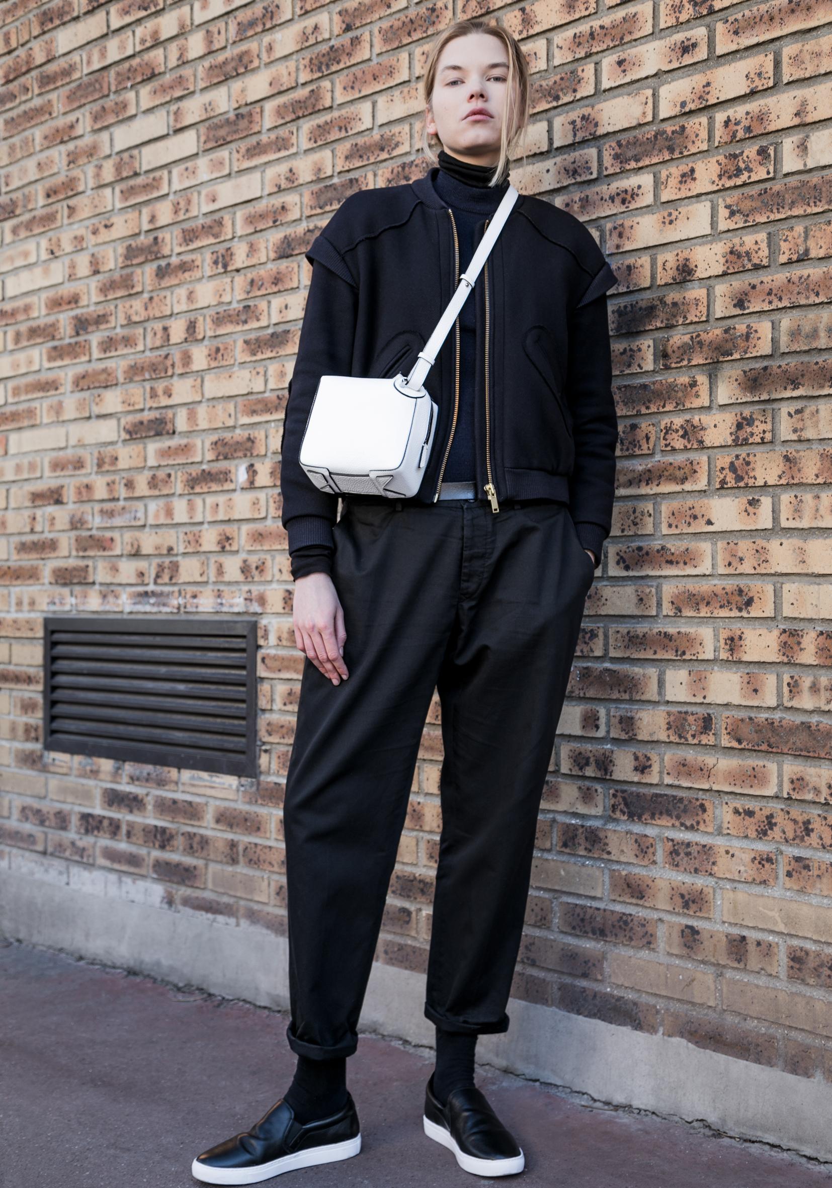 BAURAIN FW18 one crossbody small bag