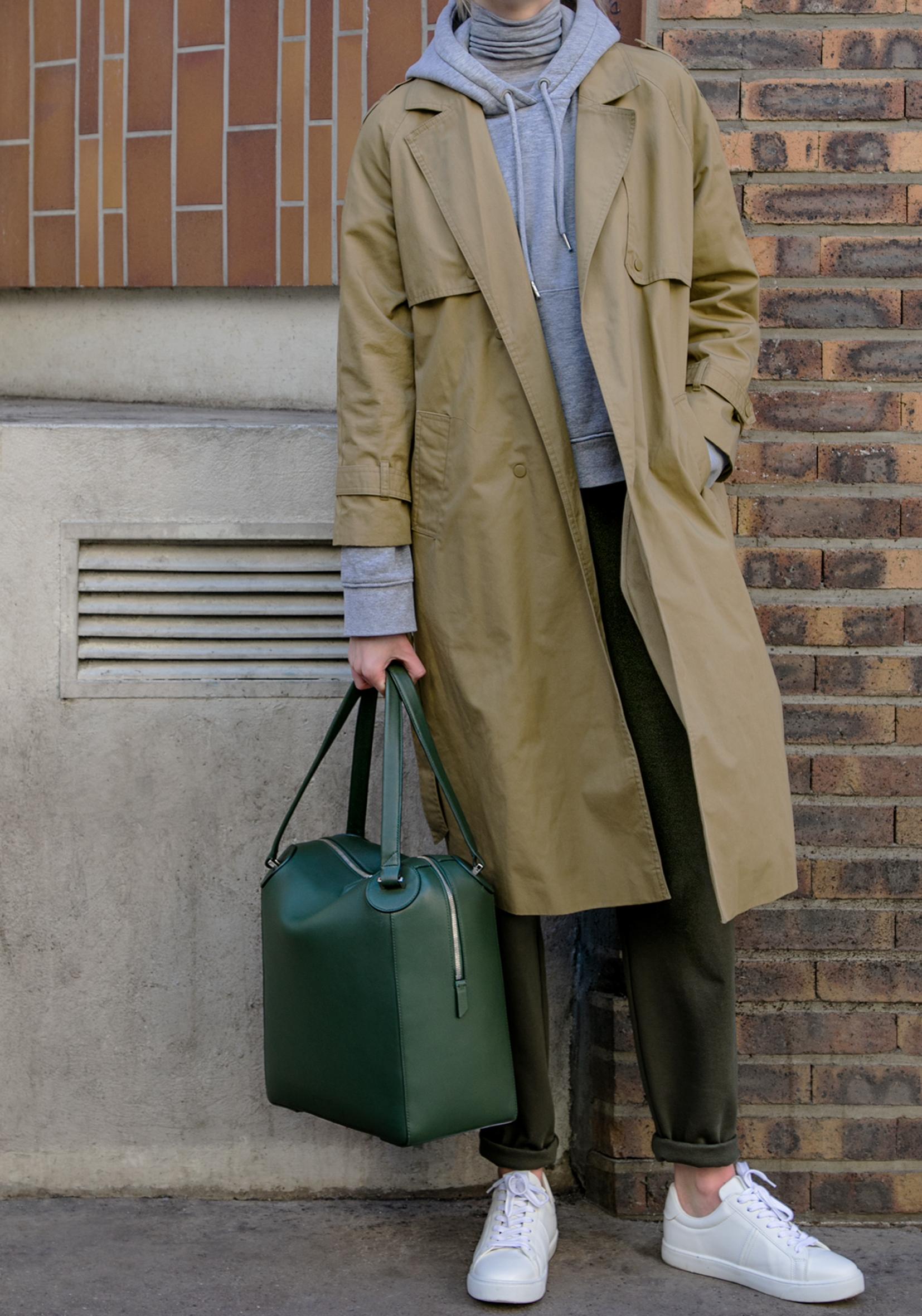 BAURAIN FW18 one duffel large bag