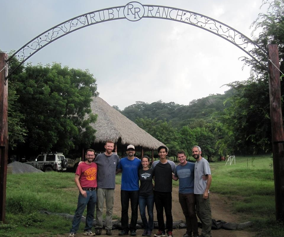 RUBY RANCH - NICARAGUA (eMi)   In October 2016, one of our Praxis employees performed a topographic survey of over 11 acres (46,500 square meters) about an hour west of Managua, Nicaragua for a future retreat center that will work with abused and neglected children.  Topographic Survey