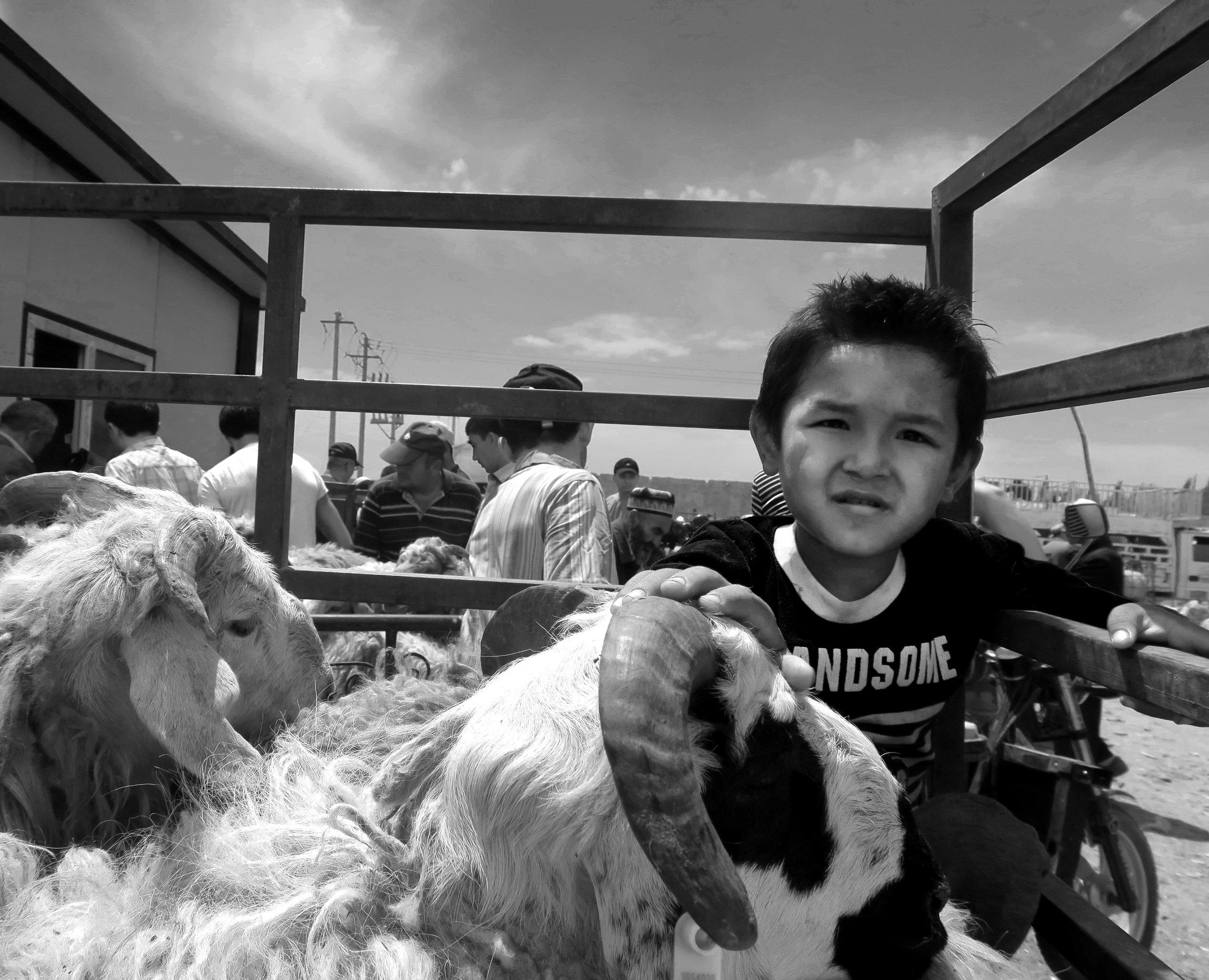 Kashgar, China  2017