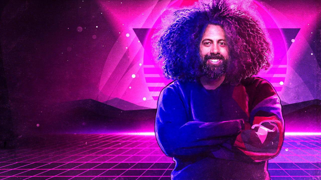 Hire Reggie Watts