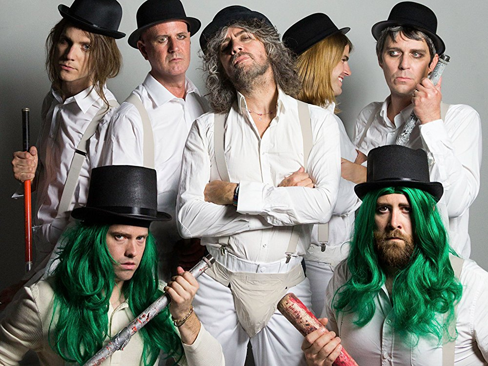 Hire The Flaming Lips
