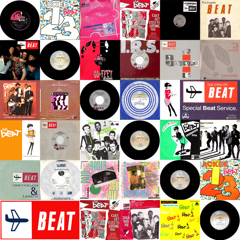 Hire The English Beat for Events