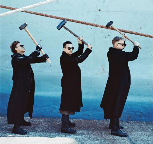 Depeche Mode Booking