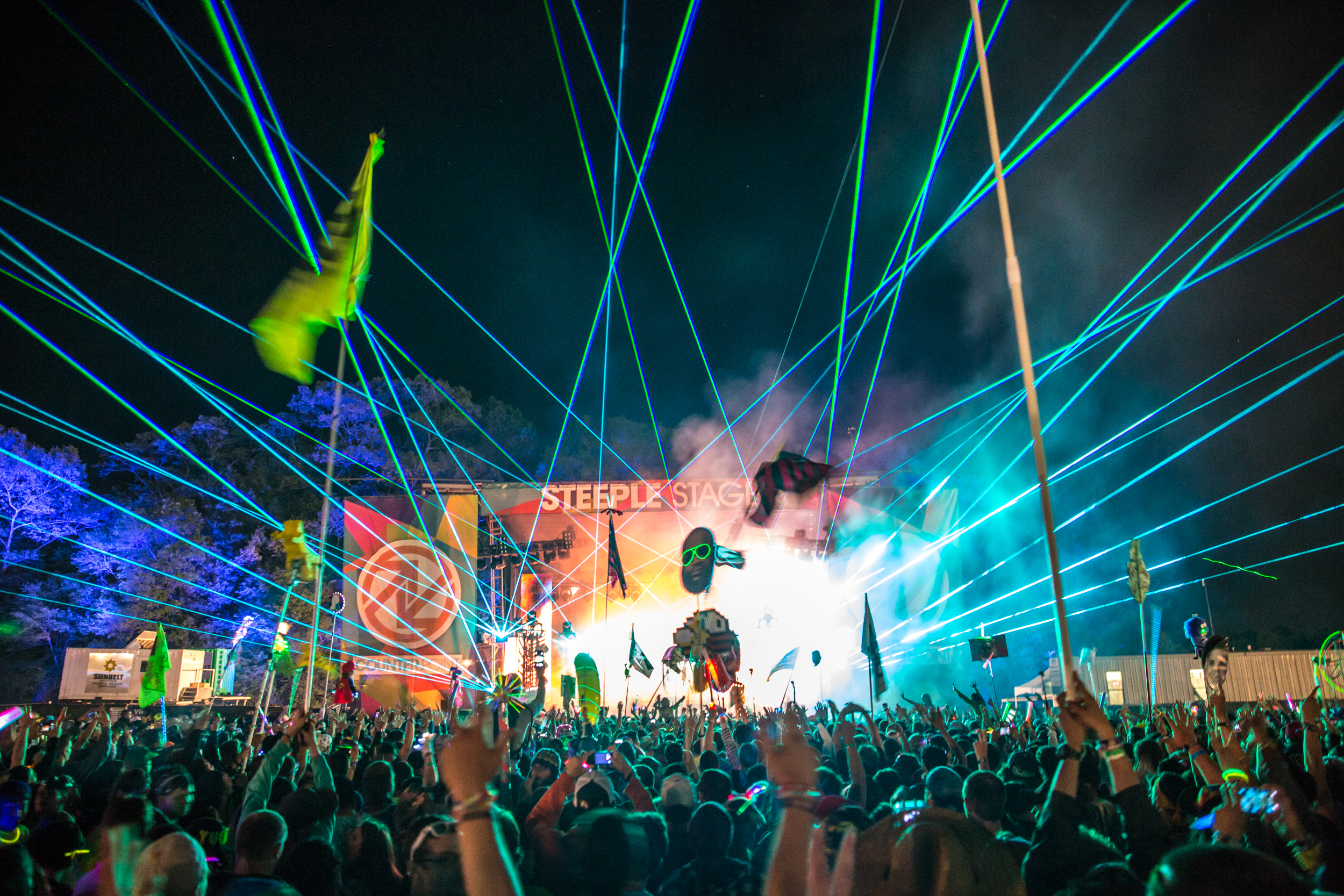 Above & Beyond Booking