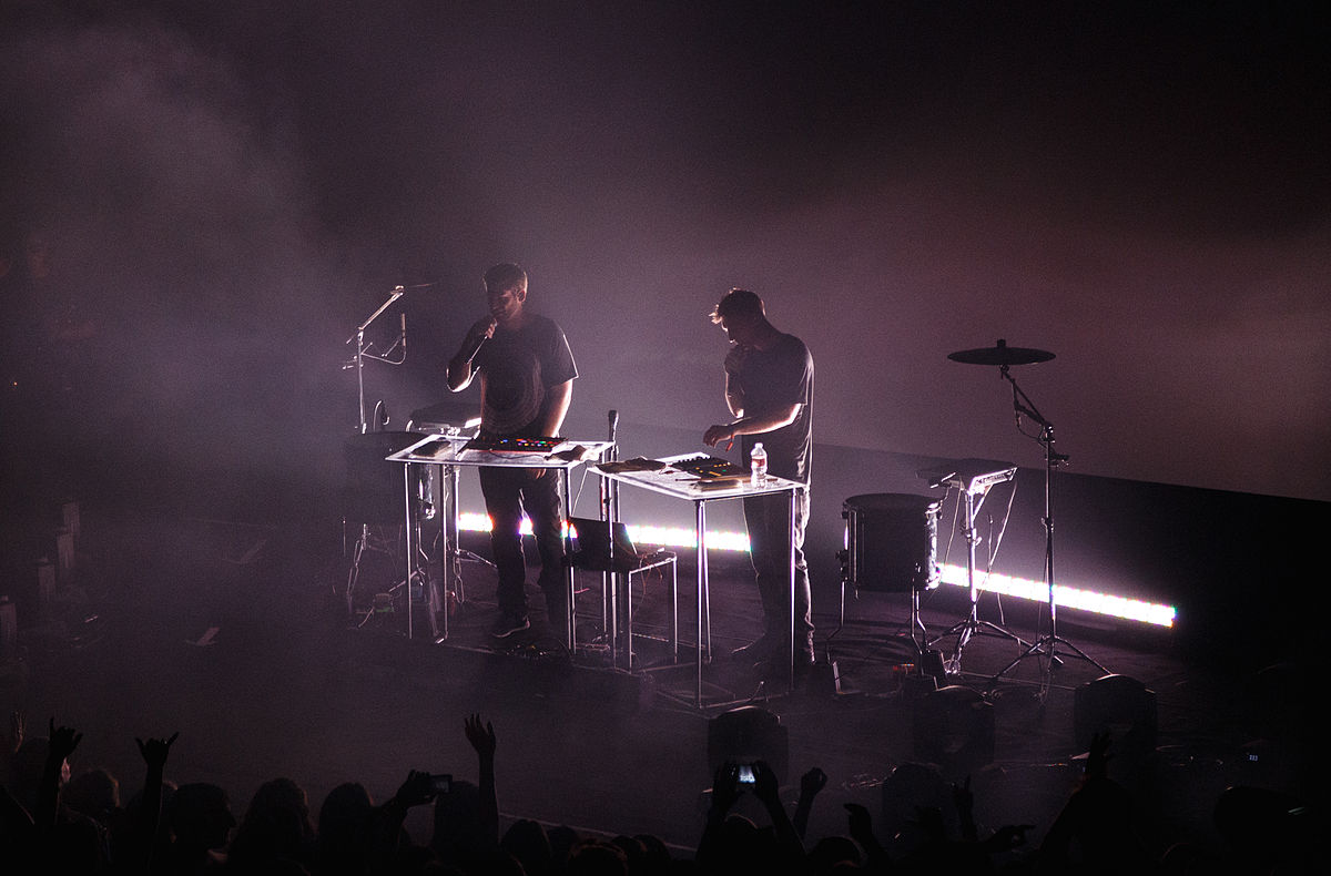 Odesza for Events
