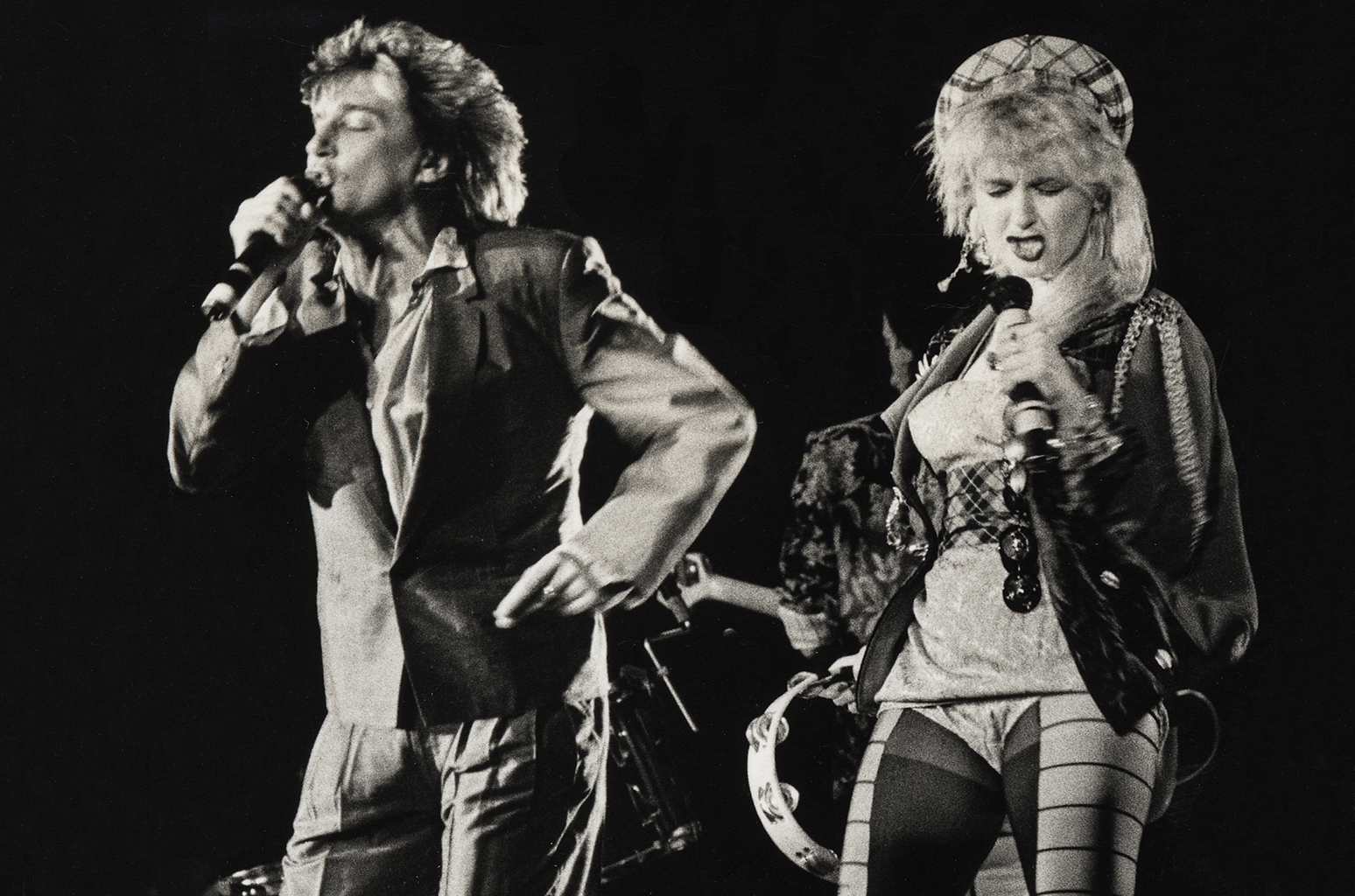 Hire 80's Bands. Cyndi Lauper Booking
