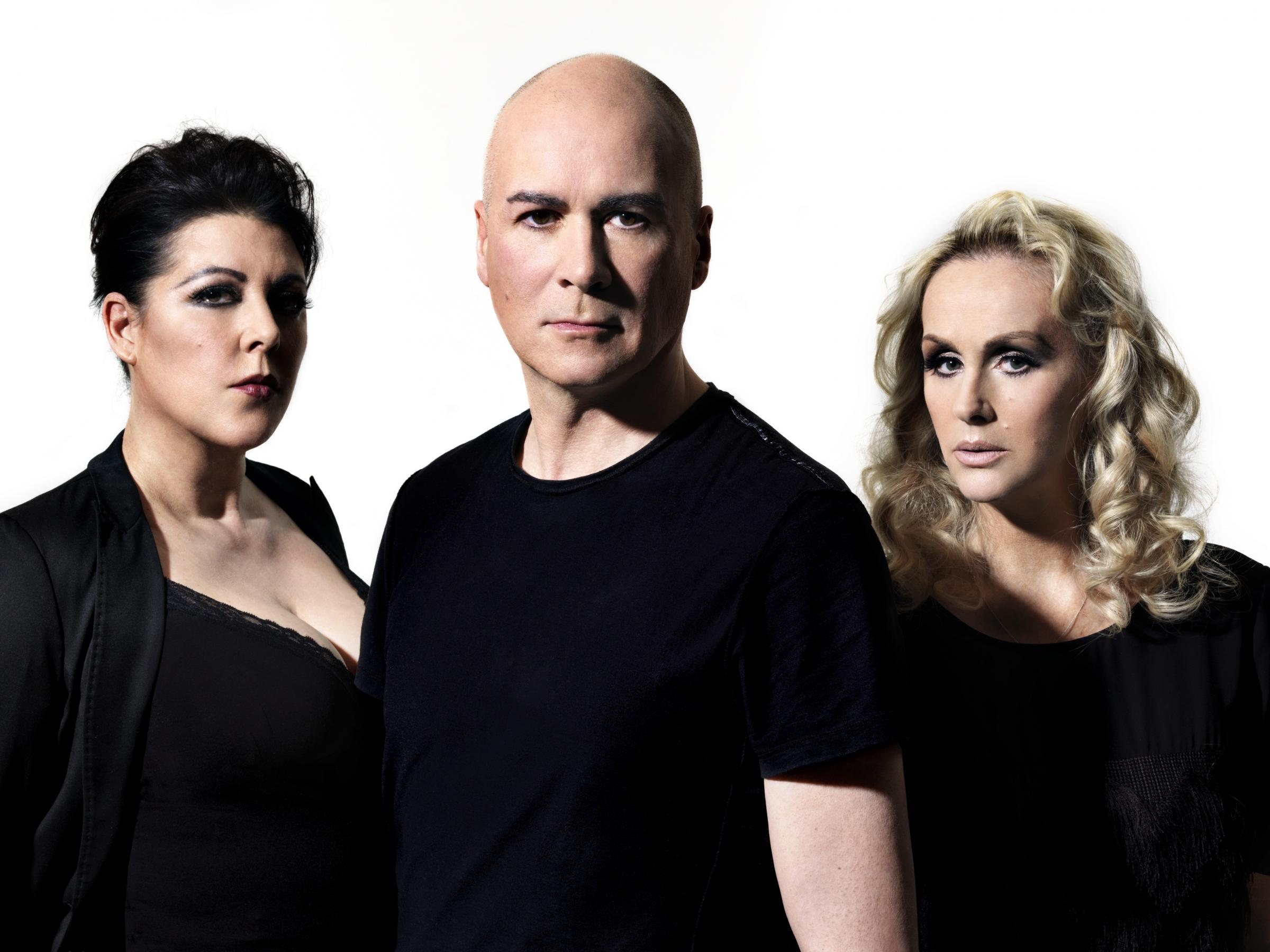 Best 80's Bands The Human League
