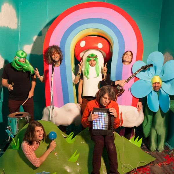 Hire The Flaming Lips for Events