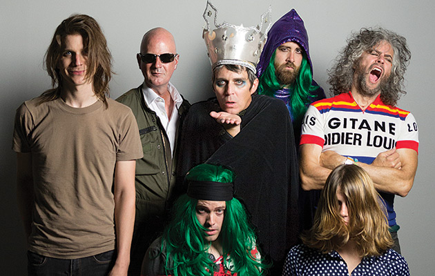 The Flaming Lips Booking