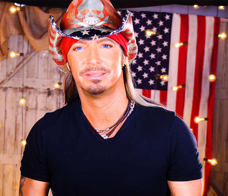 Hire Bret Michaels for Corporate Events