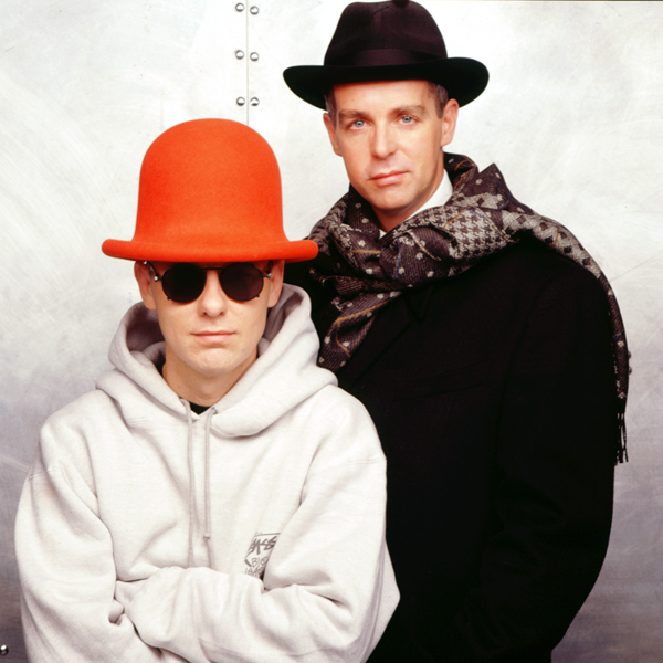 Pet Shop Boys Booking