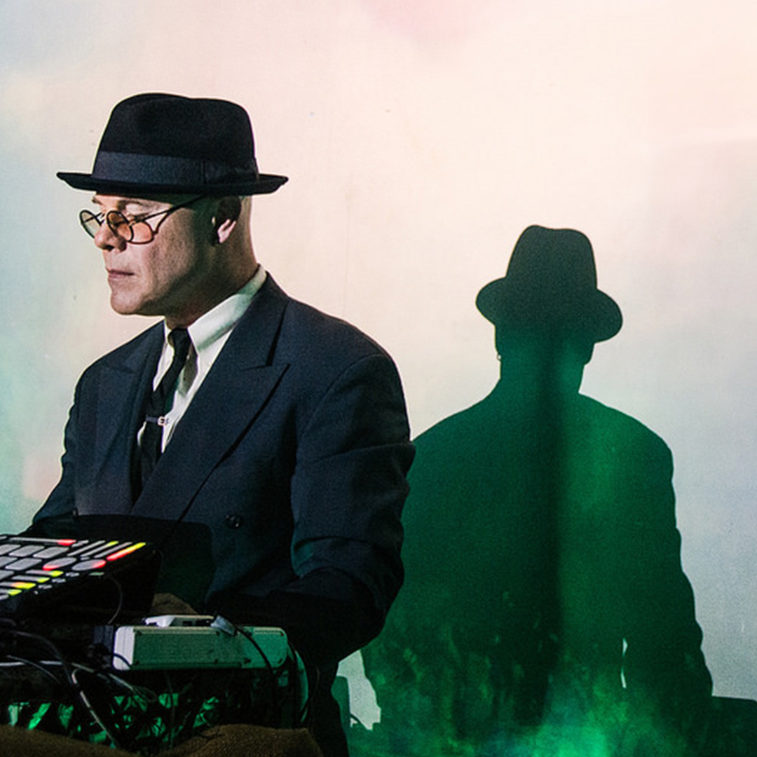 Thomas Dolby Booking