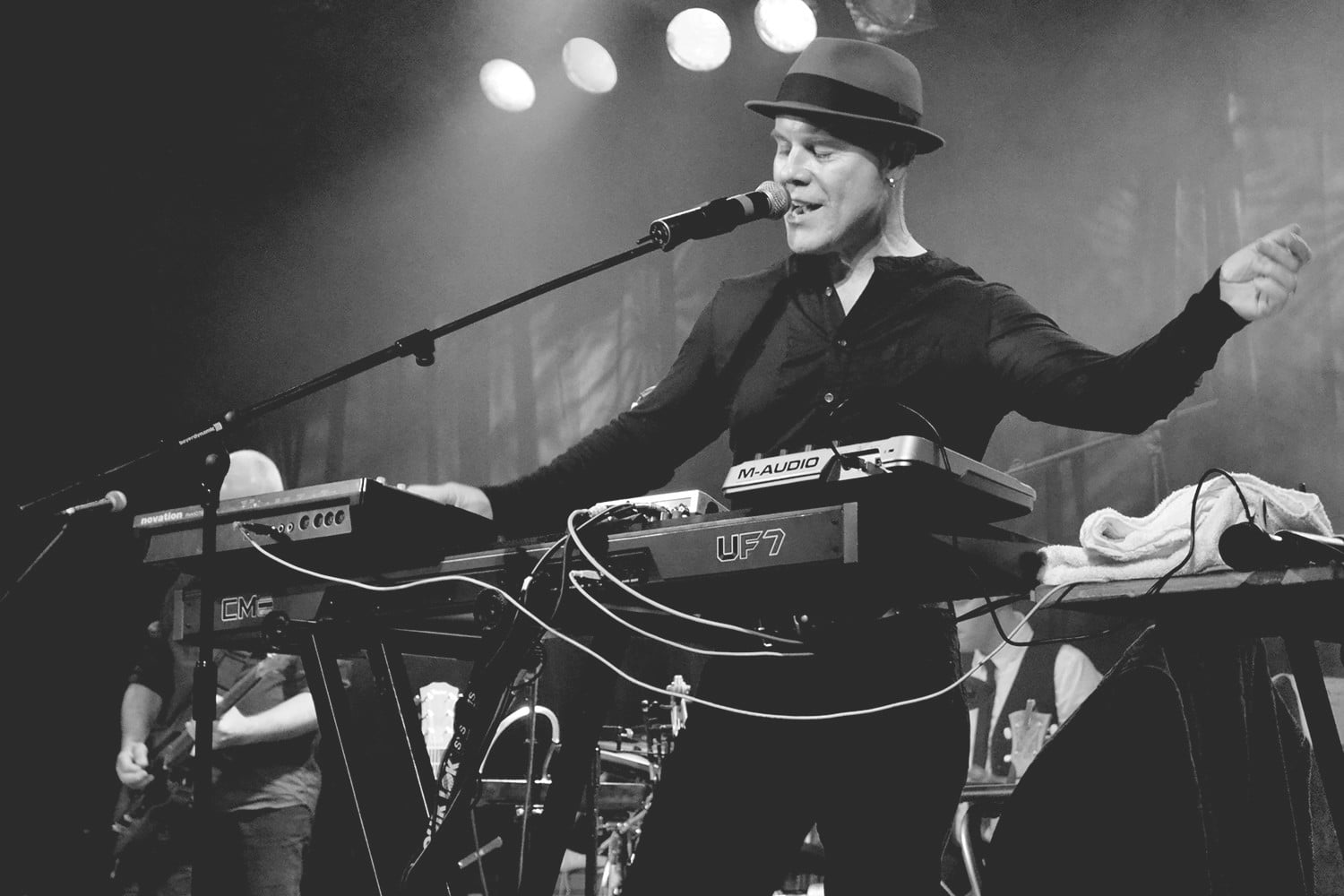 Hire Thomas Dolby for Events