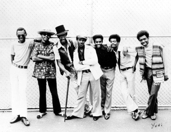 Kool & The Gang Booking