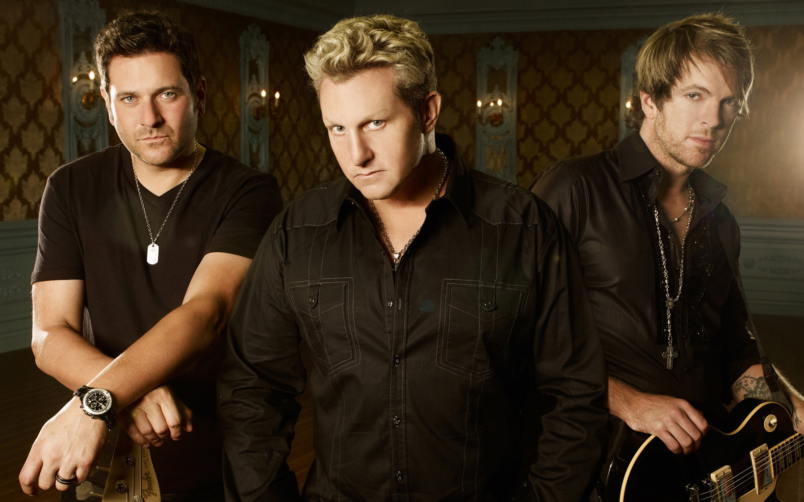 Rascal Flatts Booking