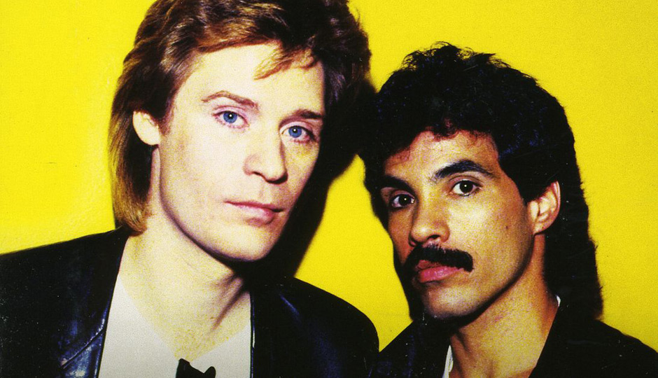 Hall and Oates Booking