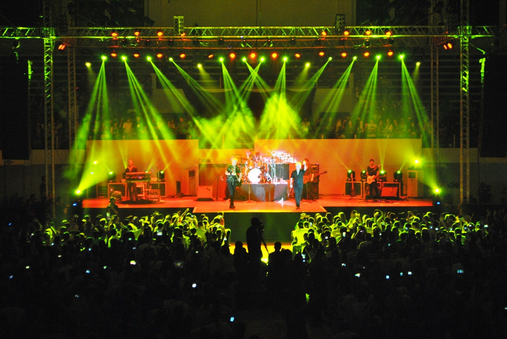 Air Supply for Corporate Events