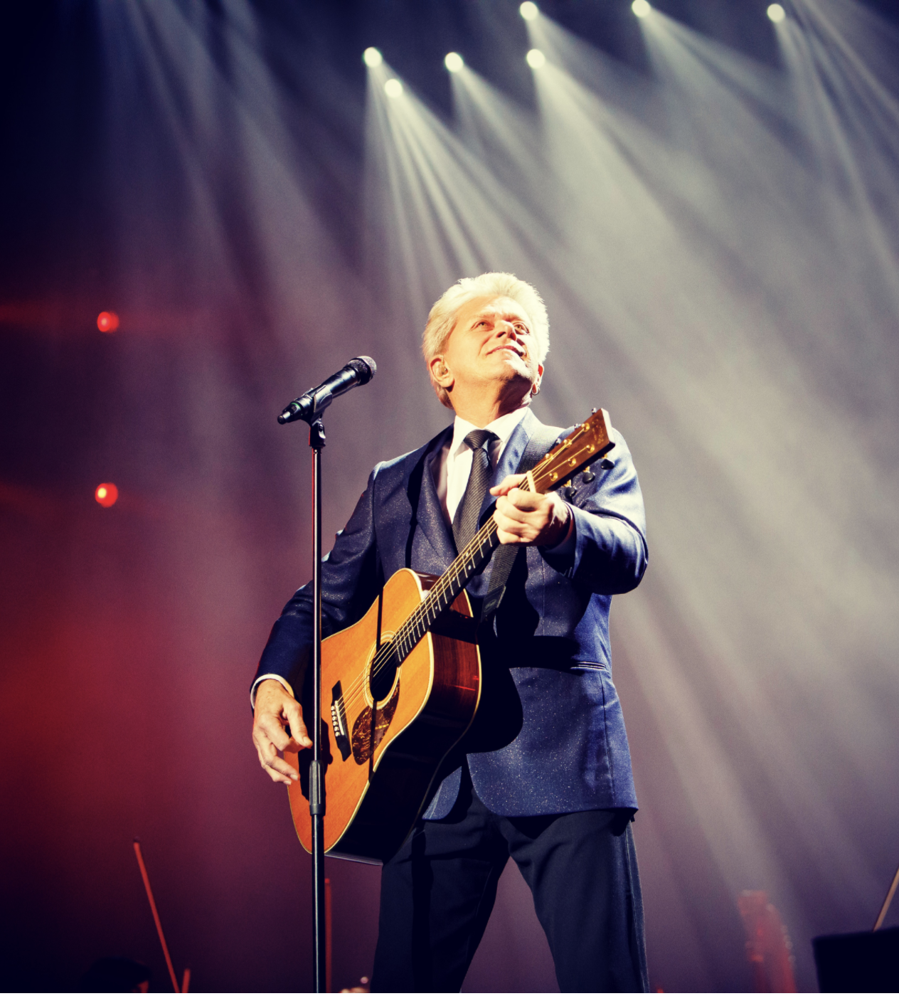 Peter Cetera, Top Acoustic Artist for Events