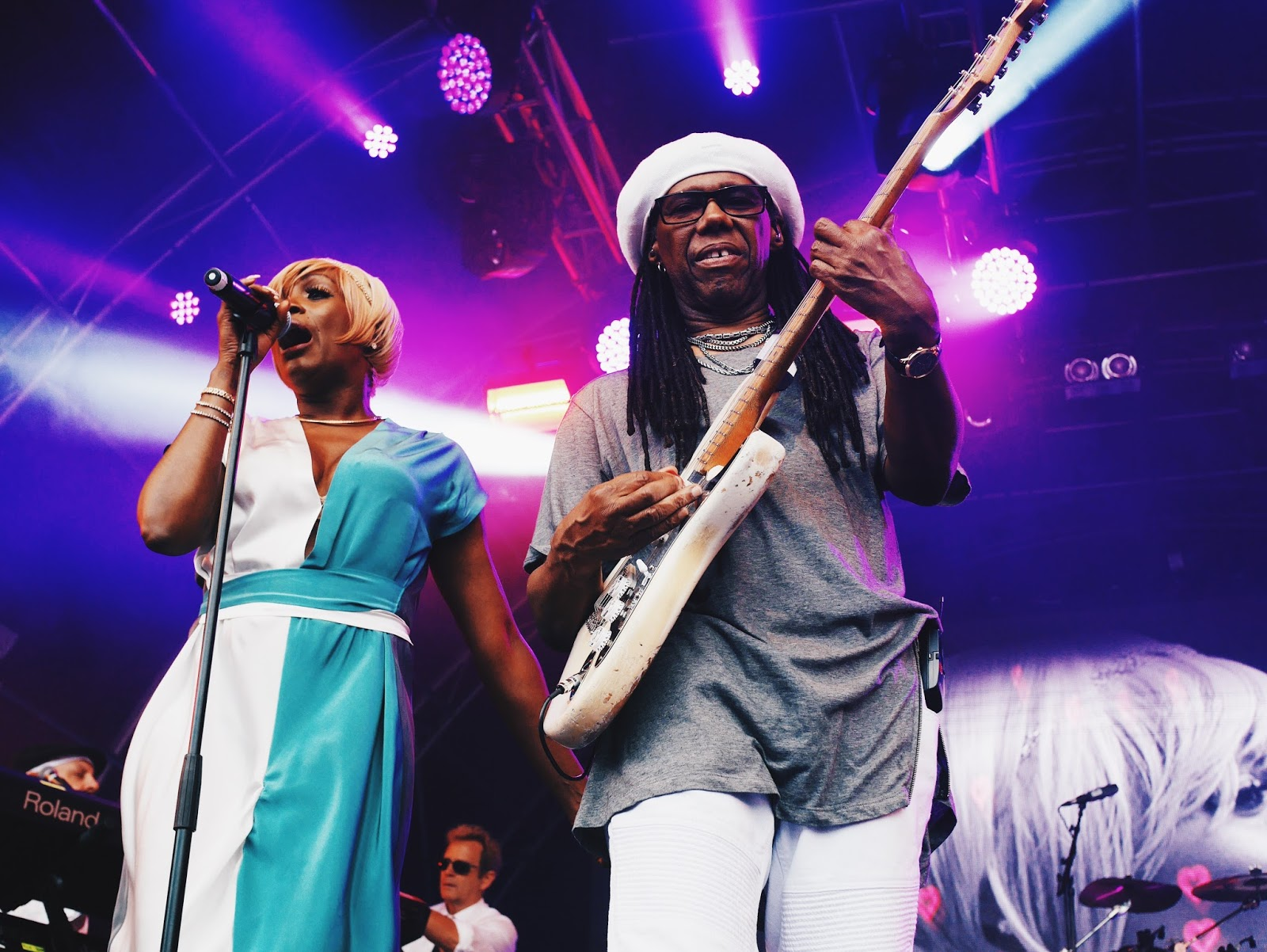 Nile Rodgers & Chic for Events