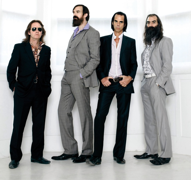 Nick Cave and The Bad Seeds Booking