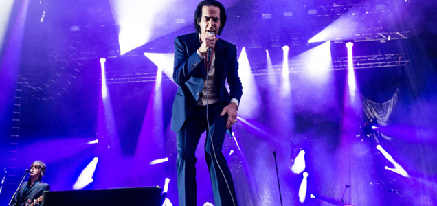 Hire Nick Cave and The Bad Seeds for Events