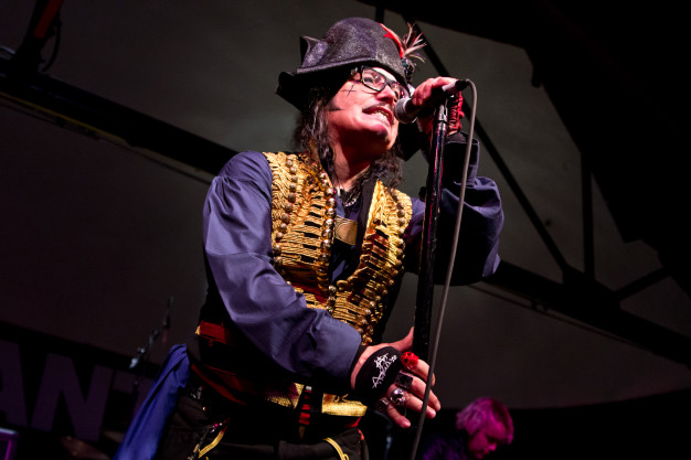 Adam Ant for Corporate Events