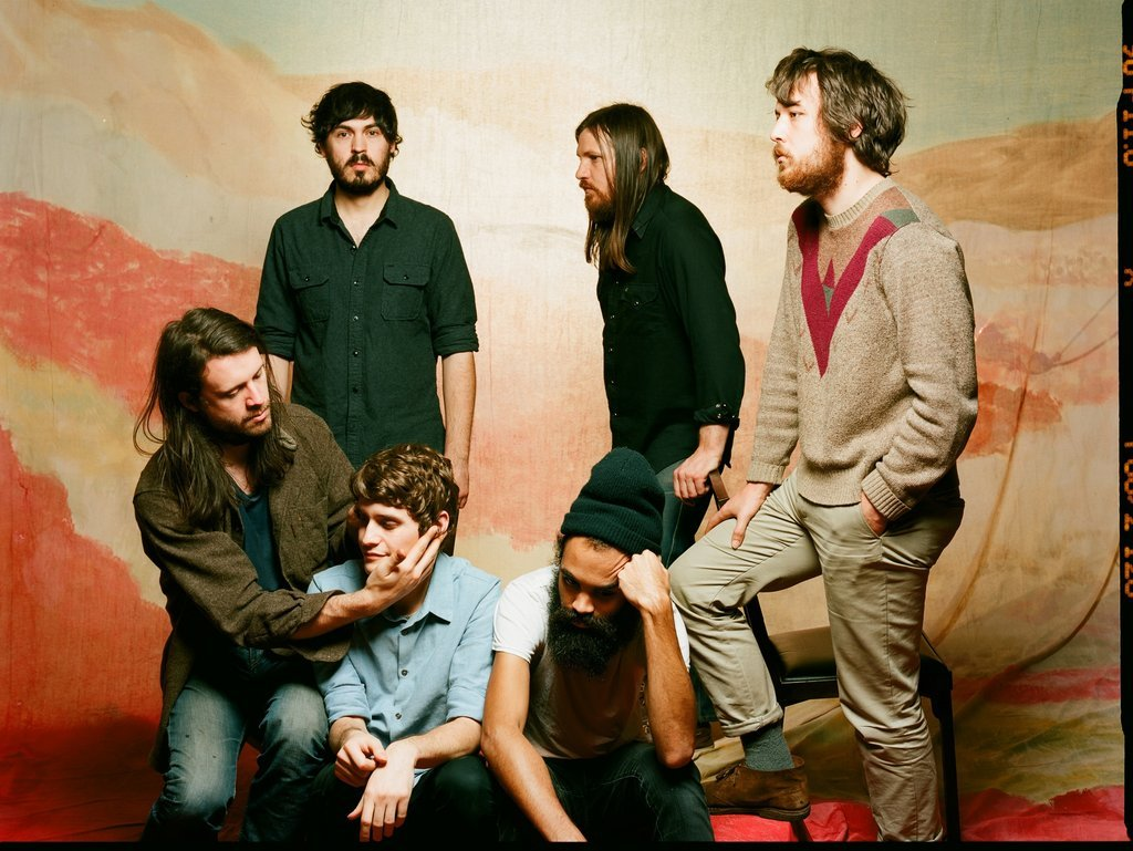 Fleet Foxes Booking