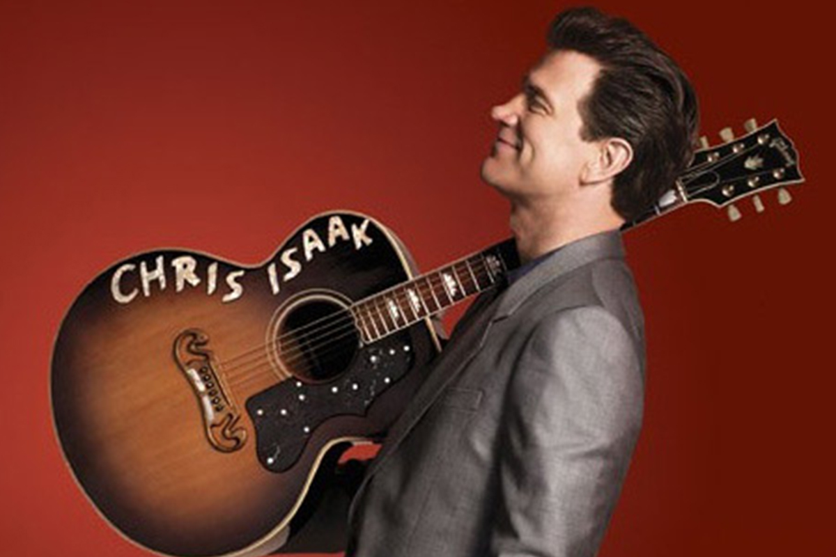 Chris Isaak for Corporate Events