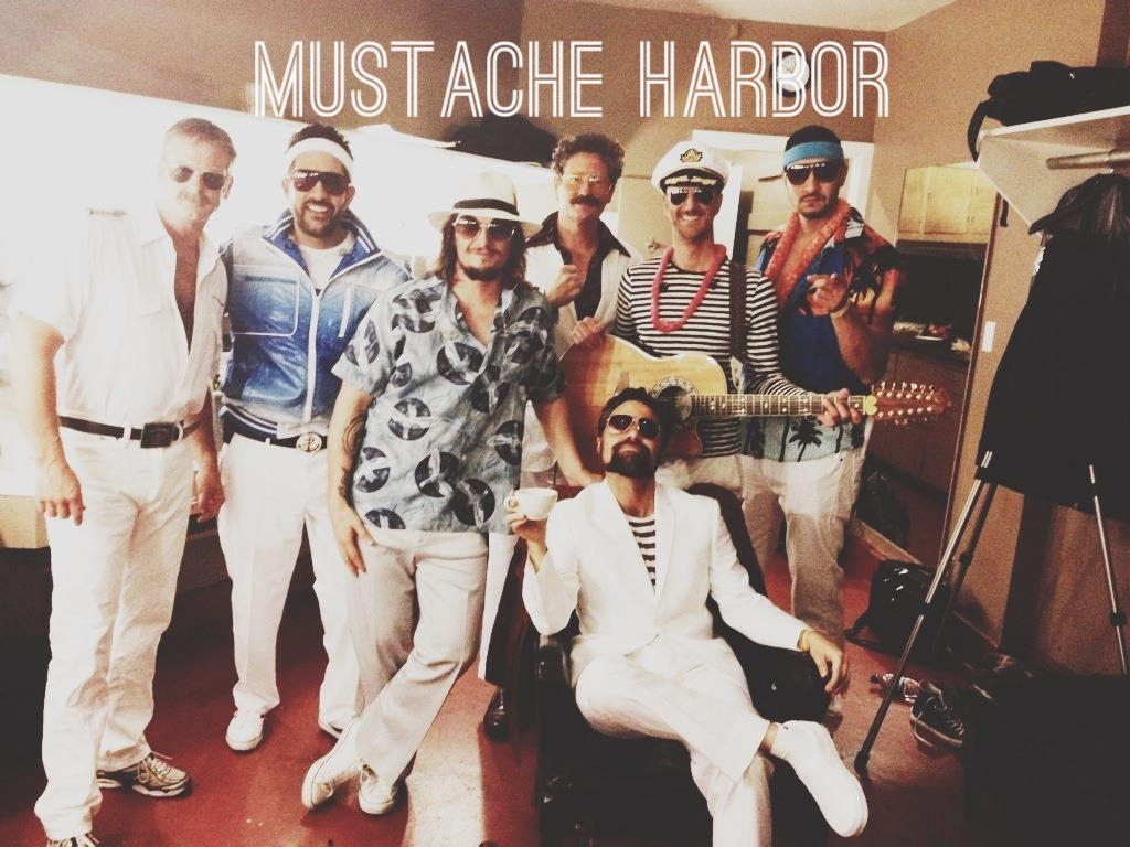 Mustache Harbor, The Bay Area's Best Cover Band
