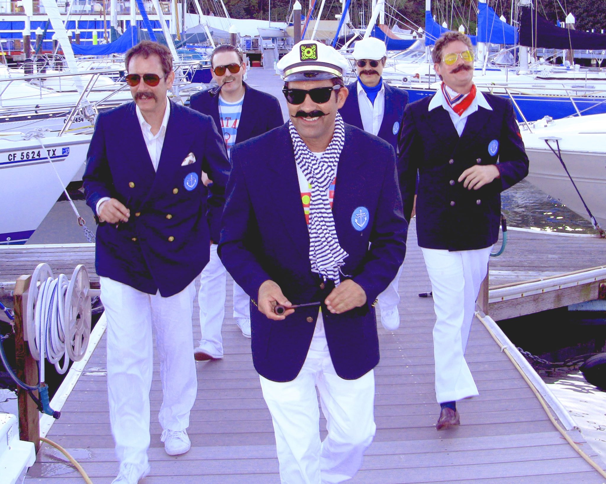 Mustache Harbor, The Bay Area's Top Dance Band