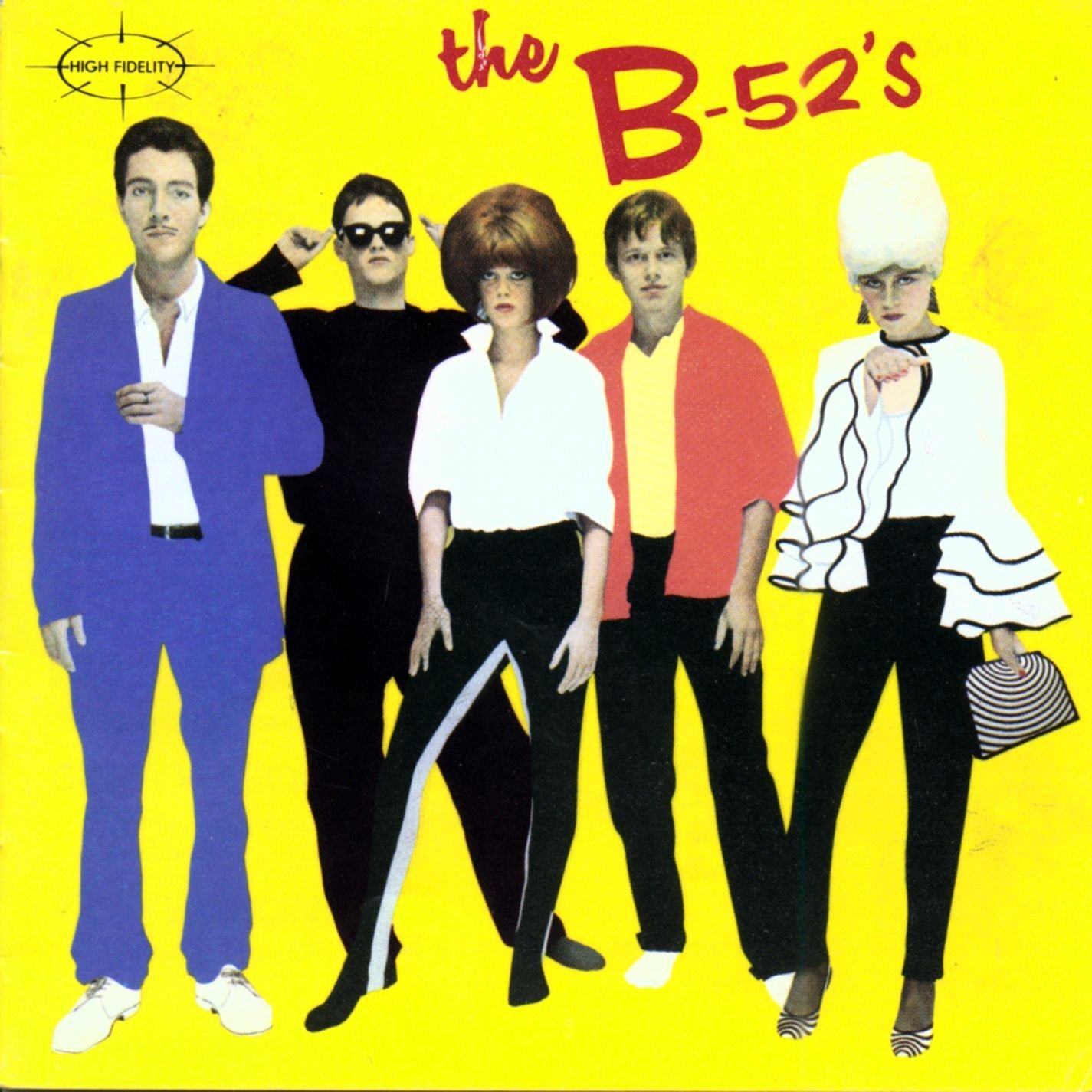 The B-52's Booking
